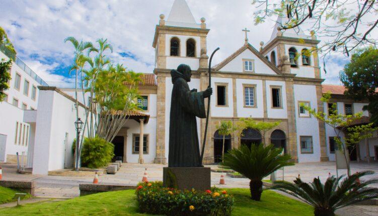 Mosteiro de São Bento, no Rio de Janeiro