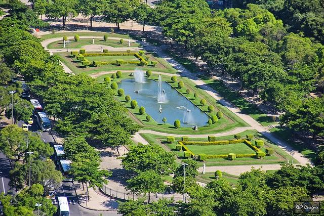 Praça Paris - Rio de Janeiro