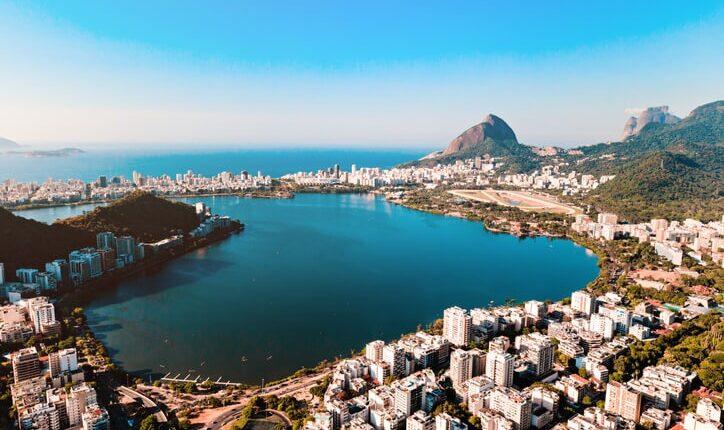 Lagoa Rodrigo de Freitas - Não é só para peixes