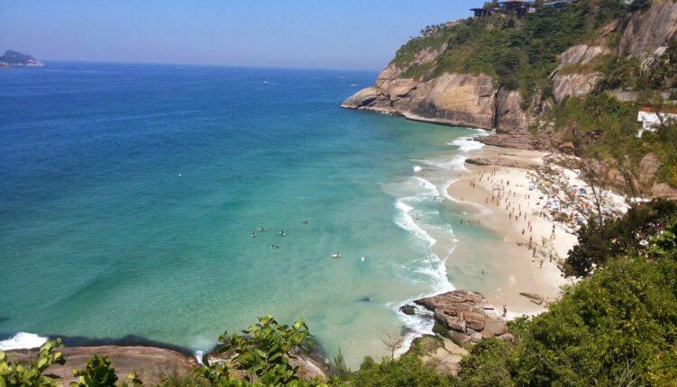 Praia da Joatinga, um lugar para relaxar!