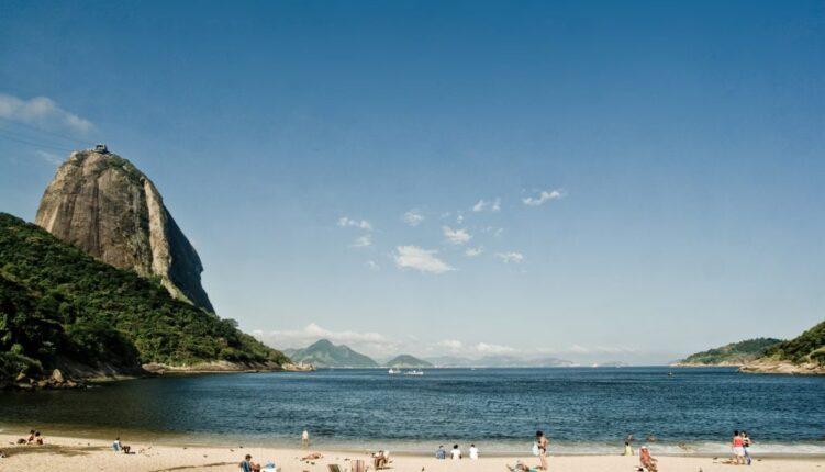 Praia Vermelha - Urca