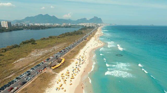 Praia da Reserva - Zona Oeste do Rio de janeiro