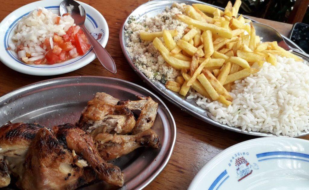 Braseiro - Restaurantes em Copacabana com delivery