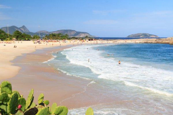 Praias de Niterói - Piratininga