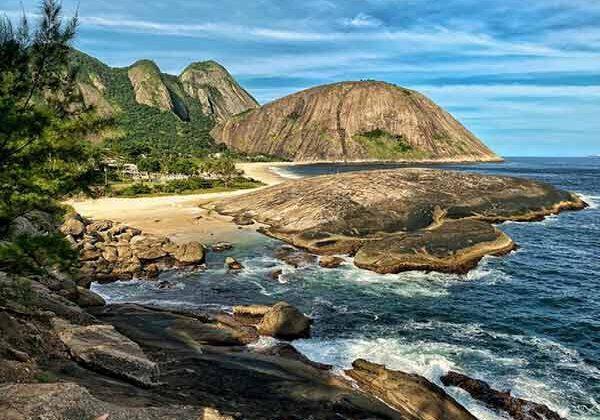 Praias de Niterói - Região Oceânica