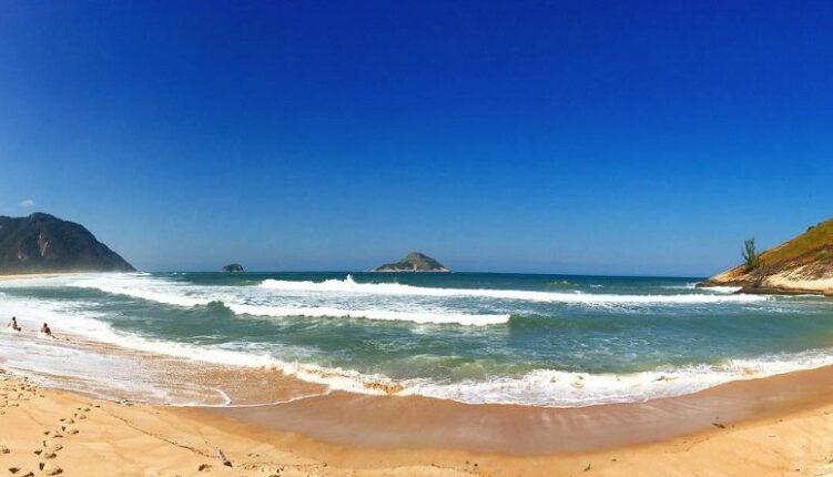 Praia de Grumari - Rio de janeiro