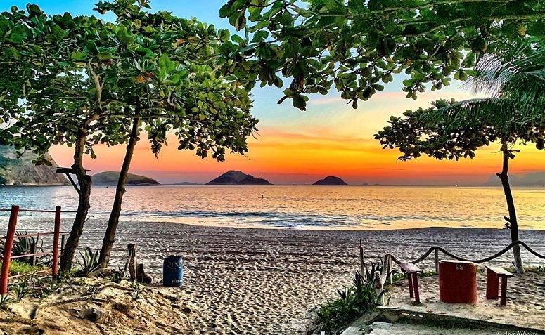 Praia de Camboinhas - Região Oceânica de Niterói