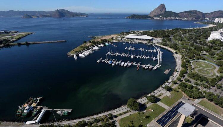 Marina da Gloria, mais que um porto